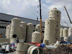 PP耐腐蚀水洗塔管